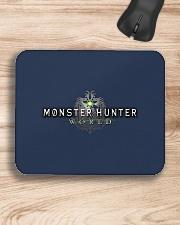 Monster Hunter World Mousepad Mousepad aos-mousepad-front-lifestyle-1