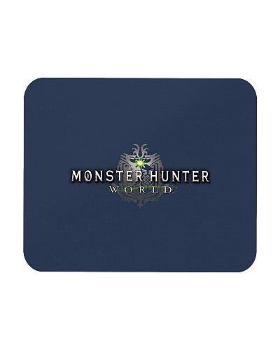 Monster Hunter World Mousepad