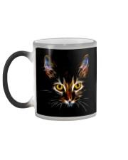 Cat Lovers - Fractal Cat Mug Color Changing Color Changing Mug color-changing-left