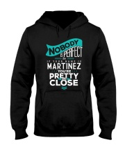 MARTINEZ NOBODY IS PERFECT Hooded Sweatshirt thumbnail