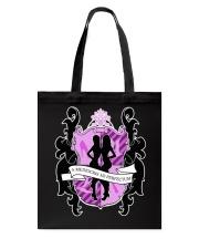 Pink Bimbo Academy Logo Tote Bag thumbnail