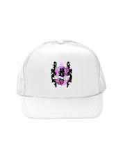 Pink Bimbo Academy Logo Trucker Hat thumbnail