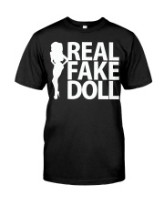Real Fake Doll - White Classic T-Shirt thumbnail