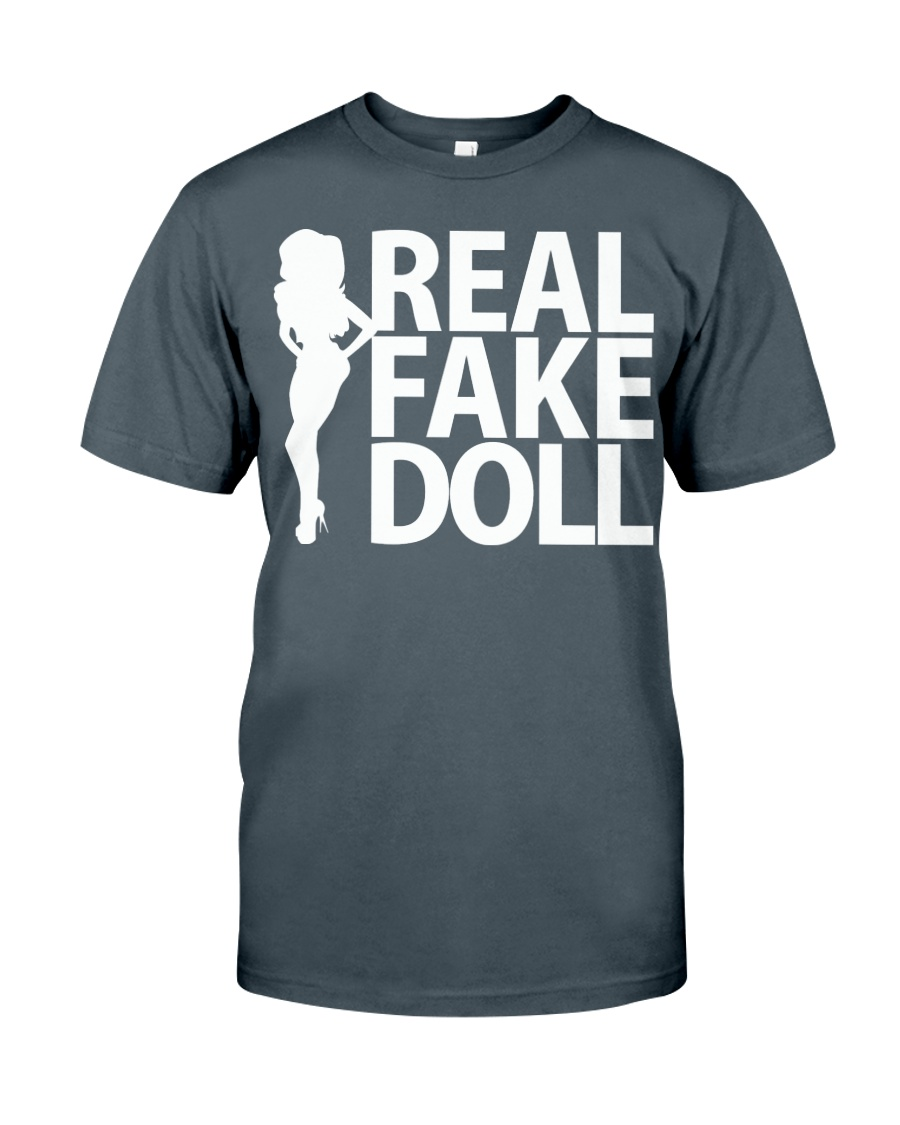 Real Fake Doll - White Classic T-Shirt
