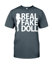 Real Fake Doll - White Classic T-Shirt front