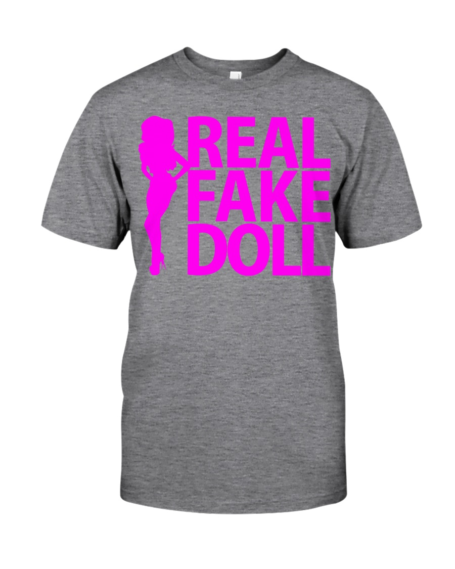 Real Fake Doll - Pink Classic T-Shirt