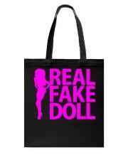 Real Fake Doll - Pink Tote Bag thumbnail