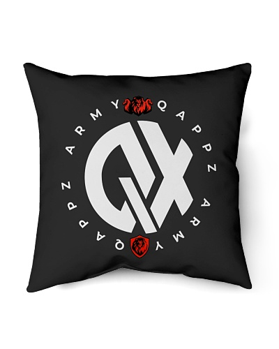 QX Design White logo - Home accesories