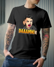 Daaamn - Design on 15 Products  Premium Fit Mens Tee lifestyle-mens-crewneck-front-6