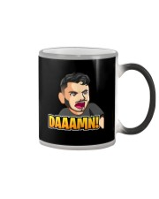 Daaamn - Design on 15 Products  Color Changing Mug thumbnail