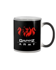 Qappzarmy V1 Design Color Changing Mug tile