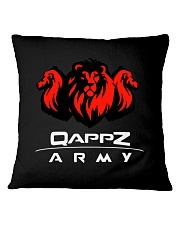 Qappzarmy V1 Design Square Pillowcase thumbnail