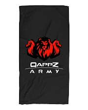 Qappzarmy V1 Design Beach Towel thumbnail
