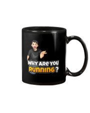 Why are you running - Design on 15 Products  Mug thumbnail