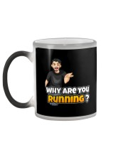 Why are you running - Design on 15 Products  Color Changing Mug color-changing-left