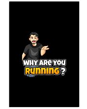 Why are you running - Design on 15 Products  16x24 Poster thumbnail
