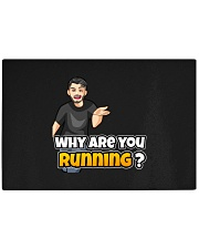 Why are you running - Design on 15 Products  Rectangle Cutting Board thumbnail