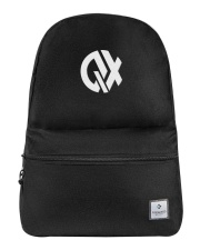 QX - Clothes and Accessories - White logo Backpack thumbnail