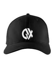 QX - Clothes and Accessories - White logo Embroidered Hat thumbnail