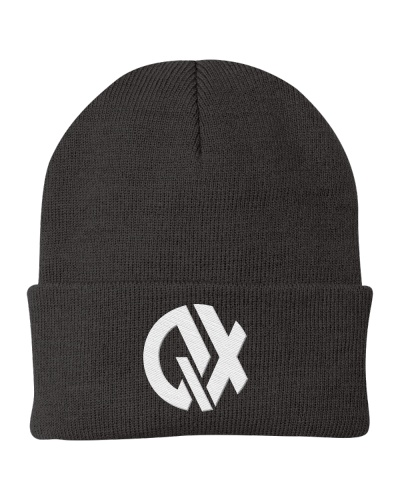 QX - Clothes and Accessories - White logo