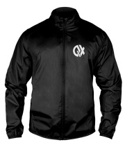 QX - Clothes and Accessories - White logo Lightweight Jacket thumbnail