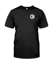 QX - Design on 19 Products  Premium Fit Mens Tee thumbnail