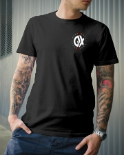QX - Design on 19 Products  Premium Fit Mens Tee lifestyle-mens-crewneck-front-6