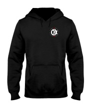 QX - Design on 19 Products  Hooded Sweatshirt front
