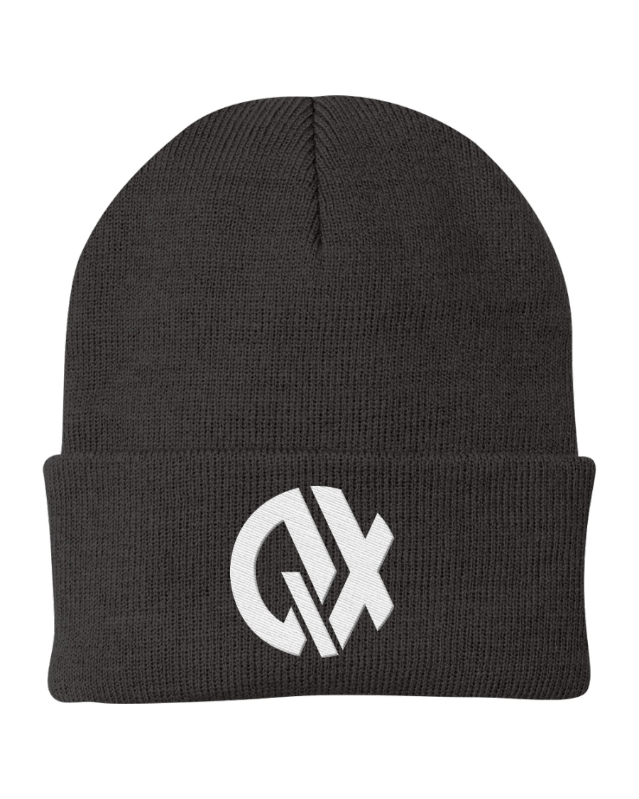 QX - Design on 19 Products  Knit Beanie