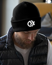 QX - Design on 19 Products  Knit Beanie garment-embroidery-beanie-lifestyle-06