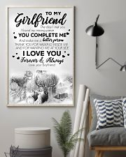 To My Girlfriend 11x17 Poster lifestyle-poster-1