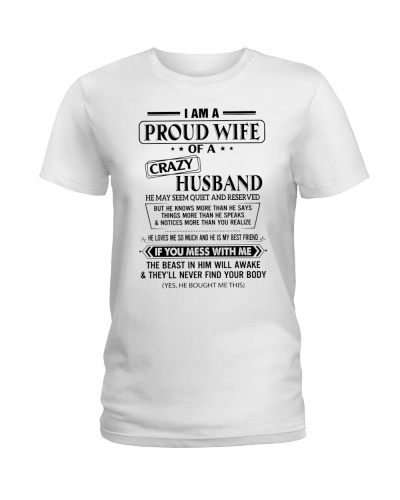 Proud Wife - Husband