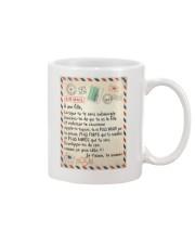 Fille - Maman Mug thumbnail