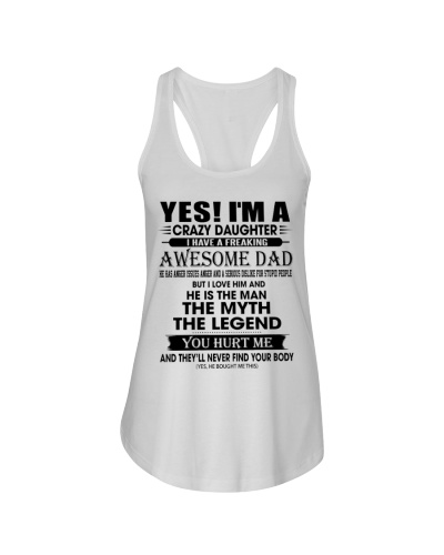 I AM CRAZY DAUGHTER - DAD