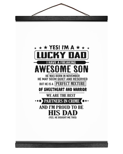 Lucky Dad - Son - 11