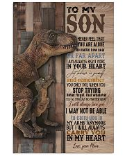 To My  Son - Mom Vertical Poster tile