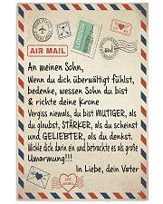 Sohn - Vater Vertical Poster tile