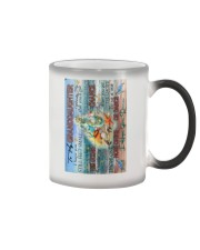 To My Granddaughter Color Changing Mug thumbnail
