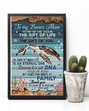 To my Bonus mom 16x24 Poster lifestyle-poster-8
