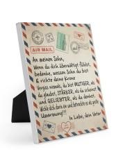 Sohn - Vater Easel-Back Gallery Wrapped Canvas tile