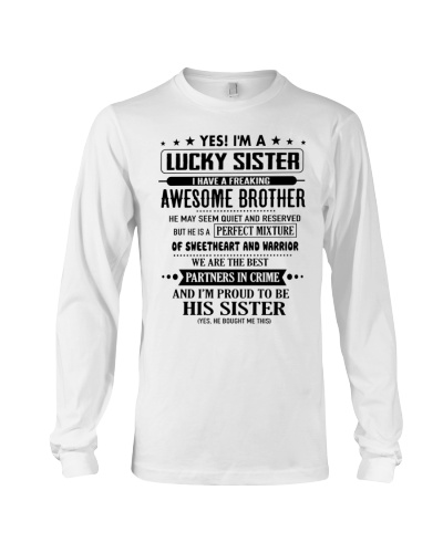 Lucky Sister - Brother