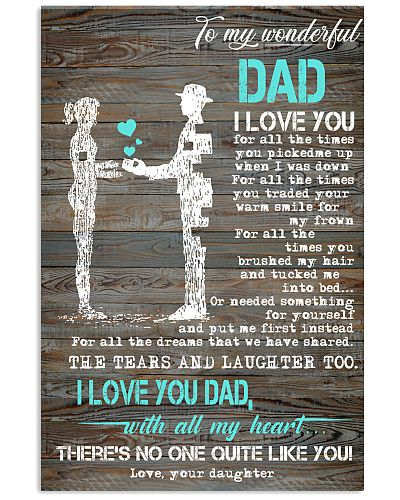 To My Dad - Daughter