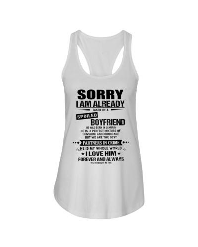 Spoiled Boyfriend 01
