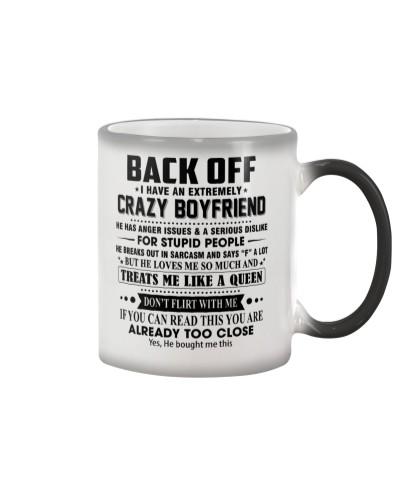 Bkack Off Boyfriend