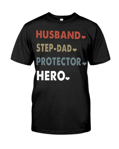 HusBand - Step-Dad - Protector