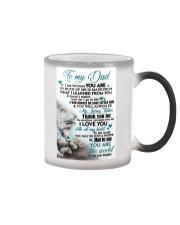TO MY DAD - DAUGHTER Color Changing Mug thumbnail