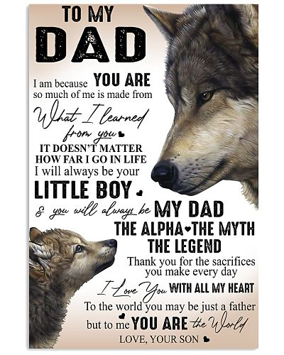 TO MY DAD - SON
