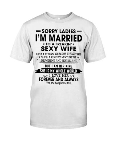 Sorry Ladies Wife