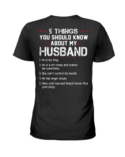 5 Things About My Husband