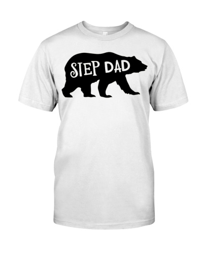 Step Dad Bear